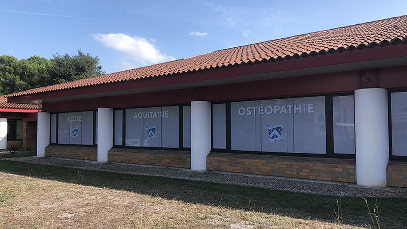 eao ecole aquitaine osteopathie formations stages osteopathe bordeaux gironde nouvelle aquitaine locaux 01 - Ecole Aquitaine Ostéopathie - Le centre de formation (formation stage ostéopathe Bordeaux gironde Nouvelle Aquitaine) -  -